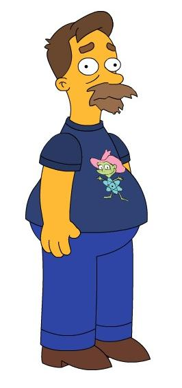 Simpsons Dad