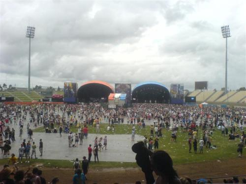 The Main Arena - BDO 2008